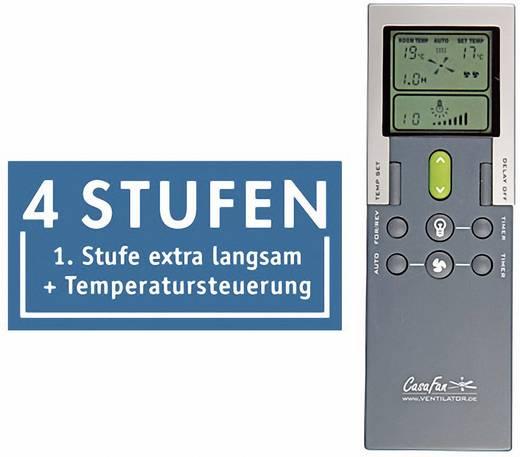 Deckenventilator-Fernbedienung CasaFan FB-FNK Advanced (mit/ohne Dimmung) Grau
