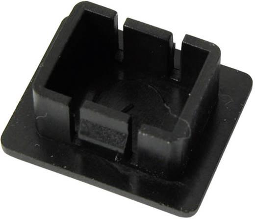 Blindstopfen SC-Duplex-Buchse EFB Elektronik 53028.1 Schwarz