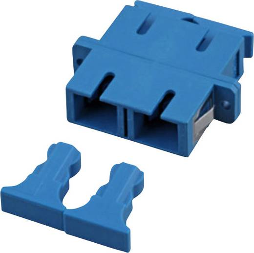 LWL-Kupplung EFB Elektronik 53316.3 Blau