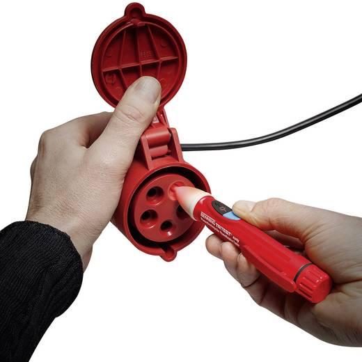 Benning Berührungsloser Phasen- und Drehfeldprüfer TRITEST® easy, Multi-Tester CAT IV 600 V, CAT III 1000 V