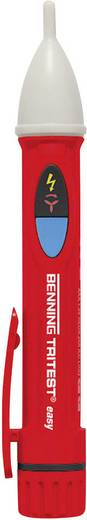 Benning MM 7-1 + TRITEST® easy Hand-Multimeter digital Kalibriert nach: Werksstandard (ohne Zertifikat) CAT III 1000 V,