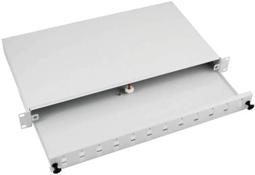 LWL-Spleißbox 12 Port SC Unbestückt EFB Elektronik 53600.8 1 HE