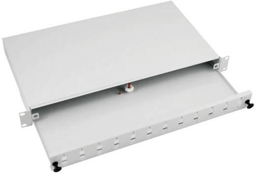 LWL-Spleißbox 6 Port SC Unbestückt EFB Elektronik 53600.6 1 HE