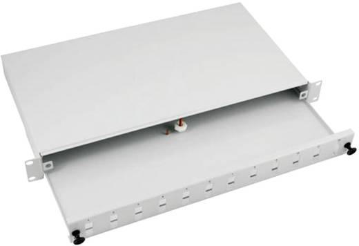 LWL-Spleißbox 12 Port SC Unbestückt EFB Elektronik 53600.4 1 HE