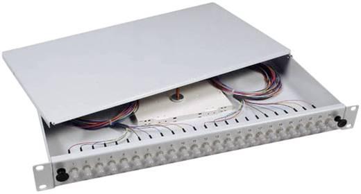 LWL-Spleißbox 24 Port ST Bestückt EFB Elektronik B70006.24OM3 1 HE