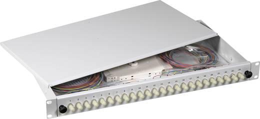 LWL-Spleißbox 12 Port ST Bestückt EFB Elektronik B70006.12OM3 1 HE