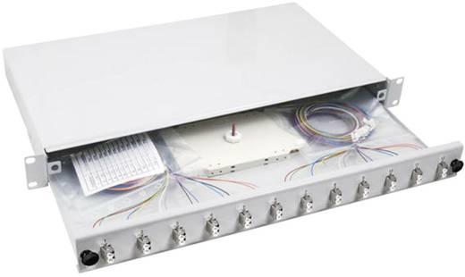 LWL-Spleißbox 48 Port LC Bestückt EFB Elektronik B71902.48OM3 1 HE