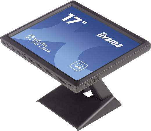 touchscreen monitor 43 2 cm 17 zoll iiyama t1731sr b1. Black Bedroom Furniture Sets. Home Design Ideas
