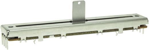 Schiebe-Potentiometer 10 kΩ Stereo 0.2 W logarithmisch ALPS 401766 1 St.