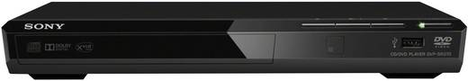 DVD-Player Sony DVP-SR370B Schwarz
