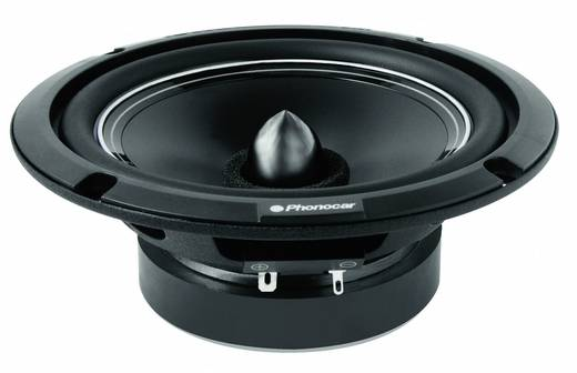 Auto-Subwoofer-Chassis 165 mm 200 W Phonocar 2/645 4 Ω