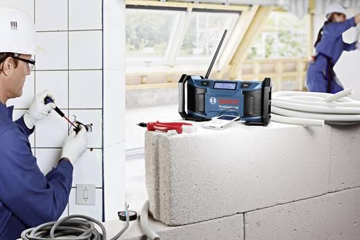 UKW Baustellenradio Bosch GML 14,4/18 V Sound Boxx Blau, Schwarz