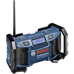 FM outdoorové rádio Bosch Professional GML 14,4/18 V, modrá, černá