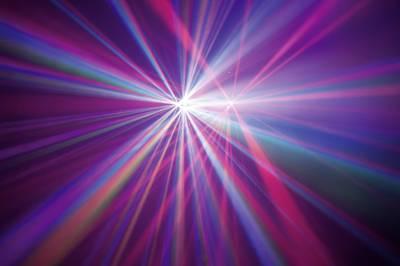 Faretto LED disco ADJ Micro Phase Numero di LED:1 x 3 W