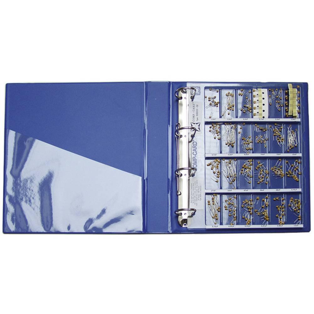 keramik kondensator sortiment smd 50 v nova by linecard. Black Bedroom Furniture Sets. Home Design Ideas