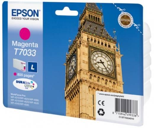 Epson Tinte T7033 Original Magenta C13T70334010