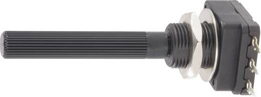 Dreh-Potentiometer Mono 0.1 W 1 MΩ Piher PC16SH-10IP06105B 100 St.