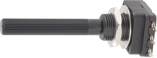 Dreh-Potentiometer Mono 0.1 W 10 kΩ Piher PC16SH-10IP06103B/I 100 St.