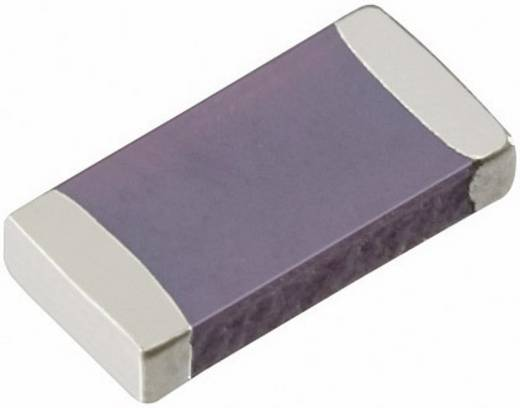 Keramik-Kondensator SMD 1206 1000 pF 50 V 5 % Yageo CC1206JRNPO9BN102 1 St.