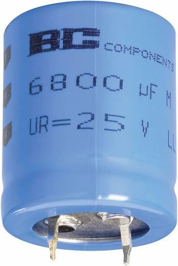 Elektrolyt-Kondensator SnapIn 10 mm 22000 µF 25 V/DC 20 % (Ø x H) 30 mm x 50 mm Vishay 2222 056 46223 1 St.