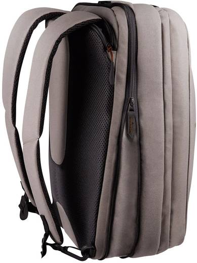 samsonite freelifer ii laptop boardcase laptop rucksack und tragetasche 35 8 cm 14 1 sand. Black Bedroom Furniture Sets. Home Design Ideas