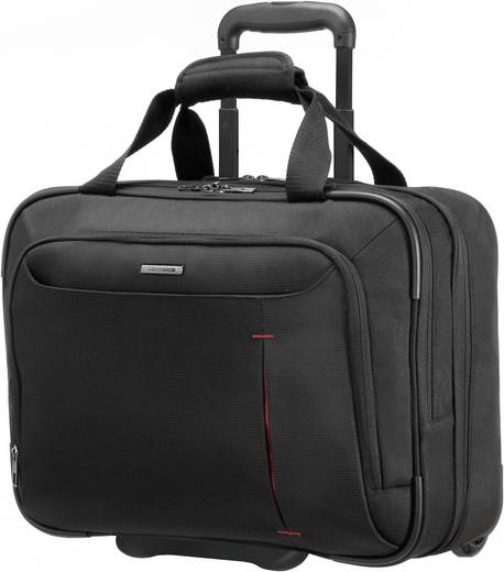 "Samsonite Notebook Trolley Guardit Passend für maximal: 43,9 cm (17,3"") Schwarz"