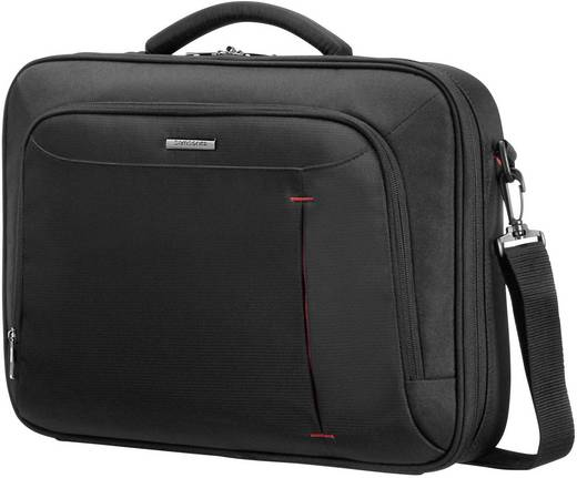 "Samsonite Notebook Tasche Guardit Office 16 Passend für maximal: 40,6 cm (16"") Schwarz"