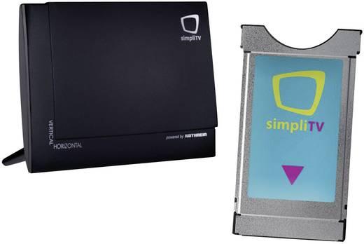 simpliTV CI+ Modul inkl. Indoor-Antenne