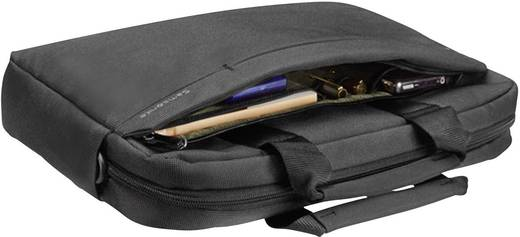 "Samsonite Notebook Tasche Network 2 Passend für maximal: 35,6 cm (14"") Charcoal"