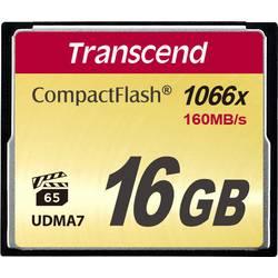 CF pamäťová karta, 16 GB, Transcend Ultimate 1066x TS16GCF1000