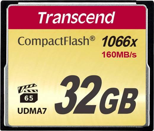 CF-Karte 32 GB Transcend Ultimate 1066x