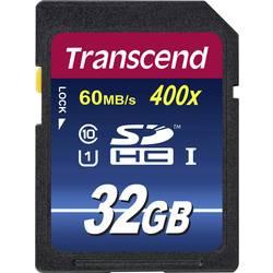 Pamäťová karta SDHC, 32 GB, Transcend Premium 400, Class 10, UHS-I