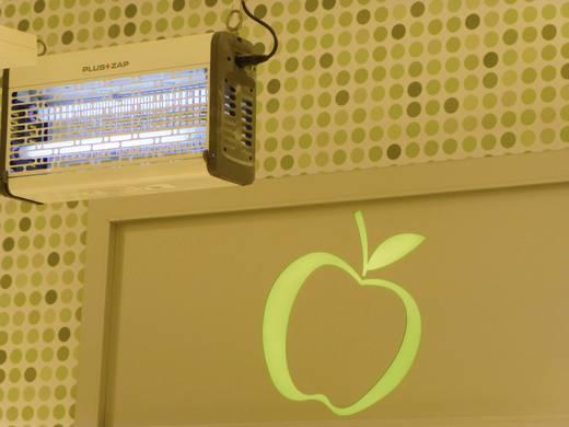 UV-Insektenfänger 40 W Plus ZAP PZ40 Insect-o-Cutor PZ40W (B x H x T) 670 x 262 x 130 mm Weiß 1 St.