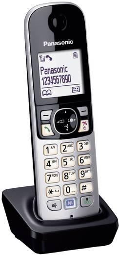 DECT Mobilteil Panasonic KX-TGA681EXB Schwarz, Silber