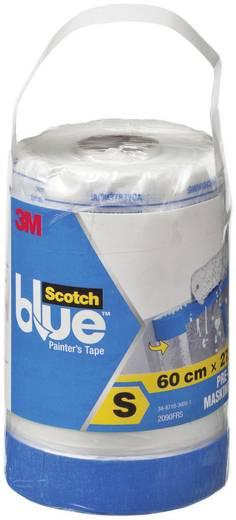 Abdeckfolie ScotchBlue™ Transparent (L x B) 27.4 m x 600 mm 3M 70006582418 1 St.