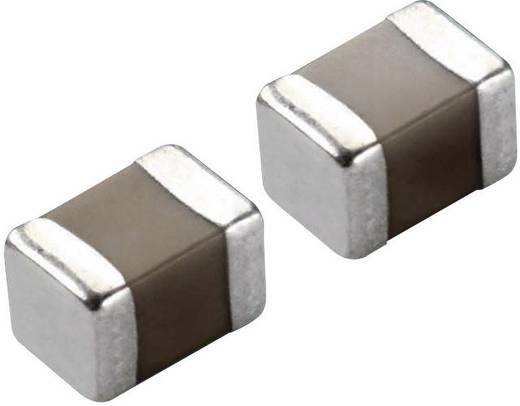 Keramik-Kondensator SMD 0603 1 nF 50 V 5 % Murata GRM1885C1H102JA01D 4000 St. Tape on Full reel