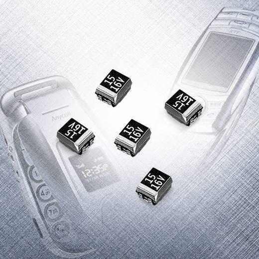 Tantal-Kondensator SMD 1.5 µF 25 V 10 % Samsung Electro-Mechanics TCSCS1E155KAAR 2000 St.