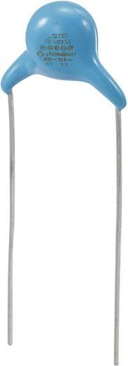 Keramik-Scheibenkondensator radial bedrahtet 1000 pF 400 V/AC 10 % 1 St.