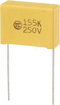 Condensateur film MKS 450174 1.5 µF 250 V/DC 5 % Pas: 22.5 mm (L x l x h) 26.5 x 10 x 19 mm 1 pc(s)