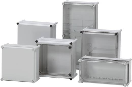Installations-Gehäuse 558 x 378 x 180 ABS, Polyamid Licht-Grau (RAL 7035) Fibox ABS 5638 18 G 1 St.