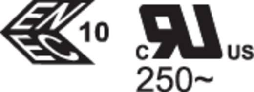 MKP-X2-Funkentstör-Kondensator radial bedrahtet 2200 pF 275 V/AC 20 % 7.5 mm (L x B x H) 10 x 4 x 9 mm Wima MKX21W12202