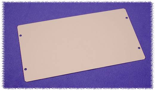 Gehäuse-Deckel 244 x 102 x 1 Stahl Grau Hammond Electronics 1431-16 1 St.