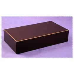 E-shop Kryt pouzdra Hammond Electronics 1431-29BK3 1431-29BK3, 305 x 254 x 1 , ocel, černá, 1 ks
