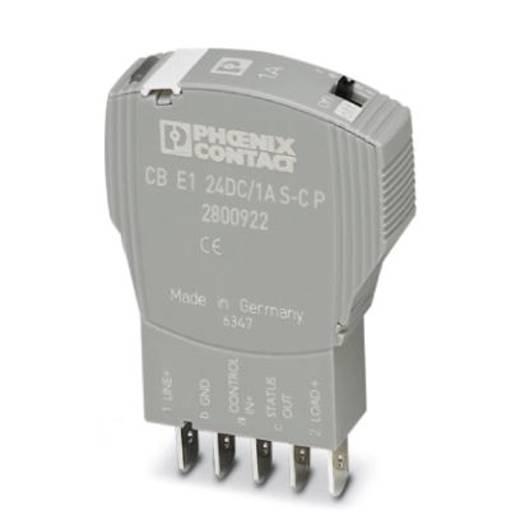 Schutzschalter 240 V/AC 3 A Phoenix Contact CB E1 24DC/3A S-C P 1 St.