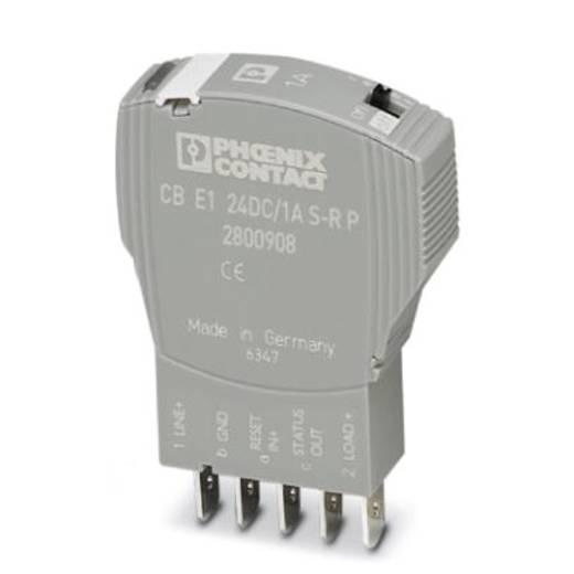Schutzschalter 240 V/AC 3 A Phoenix Contact CB E1 24DC/3A S-R P 1 St.