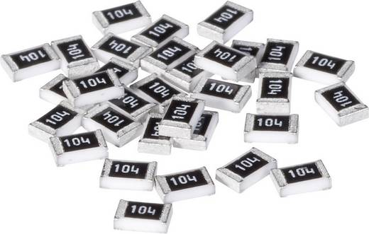 Dickschicht-Widerstand 1 MΩ SMD 0402 0.063 W 1 % 100 ±ppm/°C Royalohm 0402WGF1004TCE 10000 St.