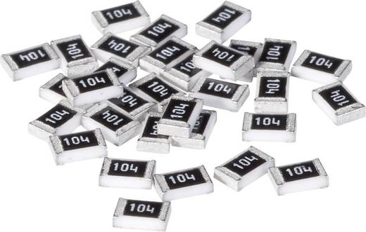 Dickschicht-Widerstand 100 kΩ SMD 0603 0.1 W 5 % 100 ±ppm/°C Royalohm 0603SAJ0104T5E 1 St.