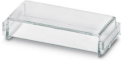 Hutschienen-Gehäuse Abdeckung 22.5 x 7.5 Phoenix Contact EMG 22-H 7,5MM KLAR 10 St.