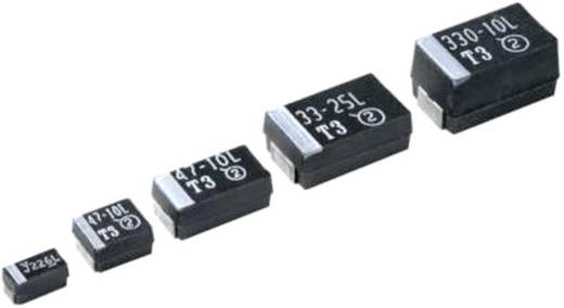 Tantal-Kondensator SMD 0.1 µF 50 V 10 % (L x B x H) 3.2 x 1.6 x 1.6 mm Vishay 293D104X9050A2TE3 2000 St.