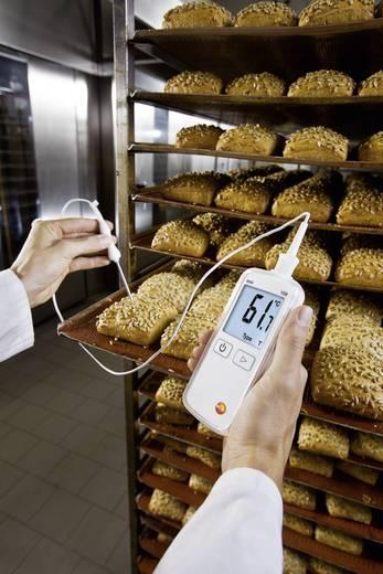 Temperatur-Messgerät testo 108-2 -50 bis +300 °C Fühler-Typ T, K Kalibriert nach: Werksstandard (ohne Zertifikat)